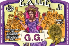 Exile Brewing Company - G.G.