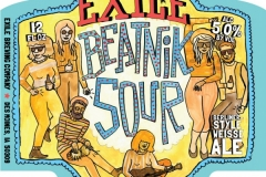 Exile Brewing Company - Beatnik Sour
