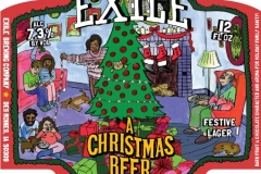 Exile Brewing Company - A Christmas Beer