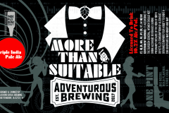 Adventurous Brewing - More Than Suitable