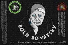 7 Hills Brewing Co - Bold Blavatsky