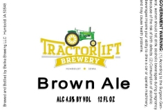 Tractorlift Brewery - Brown Ale