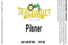 Tractorlift Brewery - Pilsner
