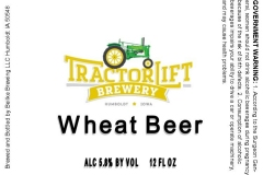 Tractorlift Brewery - Wheat Beer