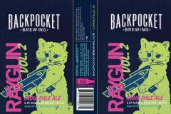 Backpocket Brewing - Raygun Vol.2