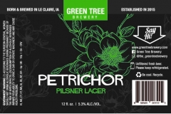 Green Tree Brewery - Petrichor