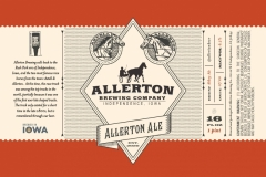 Allerton Ale - Abbey Ale