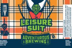 Adventurous Brewing - Leisure Suit