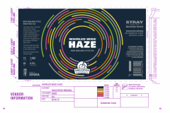 Whirled Wide Haze - New England-style India Pale Ale