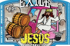 Exile Brewing Company - Jesus On A Forklift