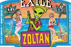 Exile Brewing Company - Zoltan