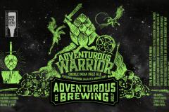 Adventurous Brewing - Adventurous Warrior