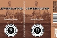 Lewbricator - Doppelbock Lager