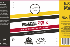 SingleSpeed Brewing Co. - Bragging Rights