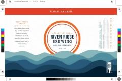River Ridge Brewing - Flatbottom Amber