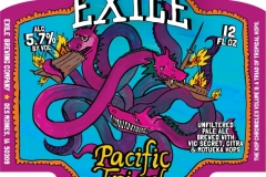 Exile Brewing Company - Pacific Triad