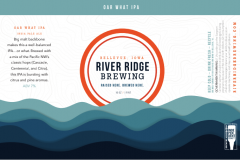 River Ridge Brewing - Oar What Ipa