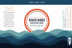 River Ridge Brewing - Rural Route Stout