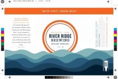 River Ridge Brewing - Water Street Landing Wheat