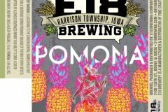 E18 Brewing Company - Pomona
