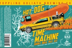 Toppling Goliath Brewing Co. - Hot Dog Time Machine Double India Pale Ale
