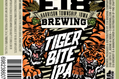 E18 Brewing Company - Tiger Bite Ipa