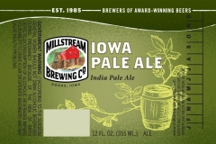 Millstream Brewing Co - Iowa Pale Ale