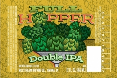 Millstream Brewing Co - Double Ipa