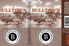 Bulltown - Brown Ale