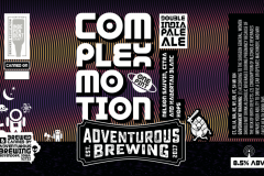 Adventurous Brewing - Complex Motion