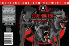 Toppling Goliath Brewing Co. - Soul Hunter Double India Pale Ale