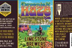 Limestone Brewers - Devonian Haze Ipa