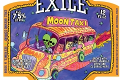 Exile Brewing Company - Moon Taxi