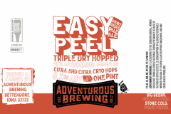 Adventurous Brewing - Easy Peel