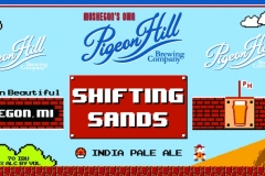 Pigeon Hill Brewing Company - Shifting Sands