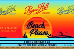 Pigeon Hill Brewing Company - Beach, Please