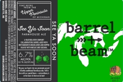 Barrel and Beam - See Ya Soon
