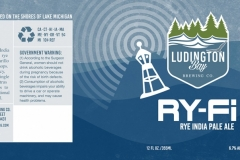 Ludington Bay Brewing Co - Ry-fi