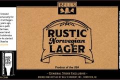 Bell's - Rustic Norwegian Lager