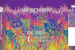 Short's Brew - Double Psychedelic Cat Grass