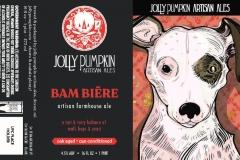 Jolly Pumpkin Artisan Ales - Bam Biere