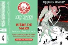 Jolly Pumpkin Artisan Ales - Biere De Mars