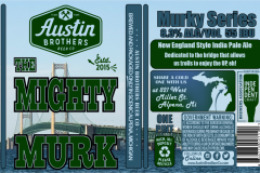 Austin Brothers Beer Co - The Mighty Murk