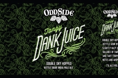 Odd Side Ales - Tangy Dank Juice