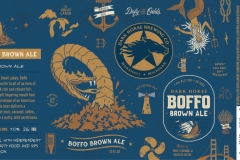 Dark Horse Brewing Co - Boffo Brown Ale