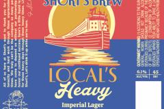 Short's Brew - Local's Heavy