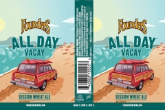 Founders - All Day Vacay