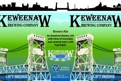 Keweenaw Brewing Company - Lift Bridge