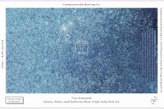 Commonwealth Brewing Co - Tiny Diamonds