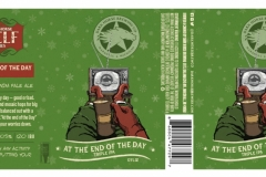 Dark Horse Brewing Co - At The End Of The Day